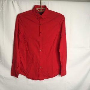 Michael Kors Long Sleeve Button Down Shirt